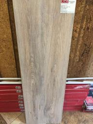 Пробковый пол клеевой Ruscork PrintCork luxe XL Oak Polar White Limewashed