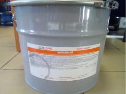 Ватергам Озон. Эластичная полимерная гидроизоляционная кровельная мастика.