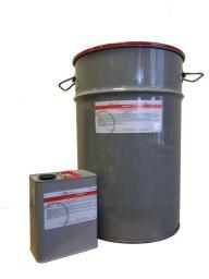 Аквидур ТС-Н. Сверхнизковязкая высокоэластичная гидроактивная полиуретановая смола гидрофобного типа.