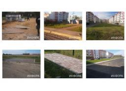 Благоустройство территории СПб