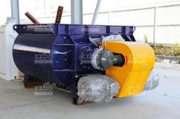Двухвальный бетоносмеситель ZZBO БП-2Г-3000