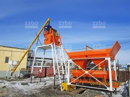 Бетонный завод ЭКОНОМ-15