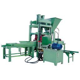 Оборудование по производству брусчатки и бетонных блоков QF3-35