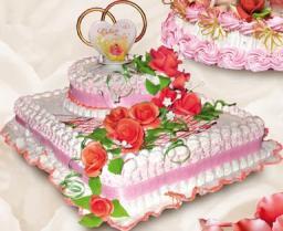 Свадебный торт 5