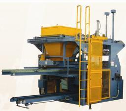 QDV-10 машина с несколькими режимами формования бетонных изделий