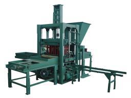 Оборудование по производству брусчатки и бетонных блоков QF4-35