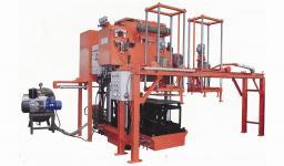 Гидропрессовое оборудование по производству антистатической плитки QPS-500S