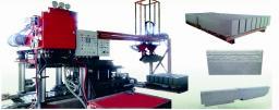 Гидропрессовое оборудование по производству бордюров QPS-800A