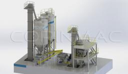 Завод производства сухих строительных смесей