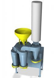 Измельчитель МП-205 (пальцевая мельница дезинтегратор, мельница цельнозерновой муки)