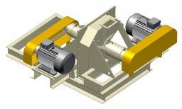 Измельчитель МП-300 (пальцевая мельница-дезинтегратор)