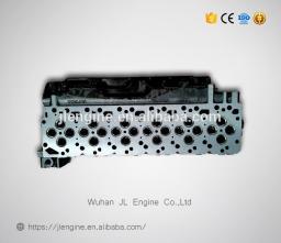 ISBE-6D головка блока цилиндров ГБЦ 4899587