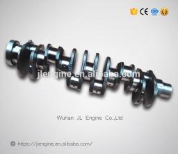 Часть двигателя 8.3L 3917320 6CT Коленчатый Вал
