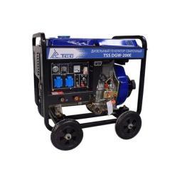 Дизельный сварочный генератор TSS DGW-200E