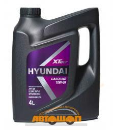 HYUNDAI  XTeer Gasoline 10W30, 4л Моторное масло