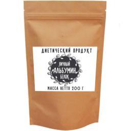 Сухой яичный белок Альбумин «Мастер Слим» Индия 200г от 3шт