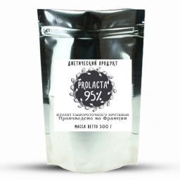 Сывороточный изолят белок 95% Lactalis Prolacta Франция 300г