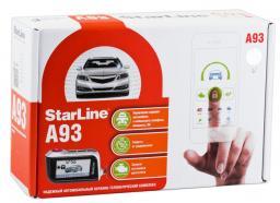 Автосигнализация StarLine ( Старлайн) А93