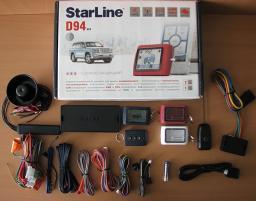Автосигнализация для внедорожников StarLine ( Старлайн) D94 GSM/GPS