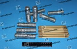 Шпилька резьбовая сталь 10Х17Н13М2Т ОСТ 26-2040-96,ГОСТ 9066-75