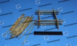 Шпилька ,резьбовая,сталь 45Х14Н14В2М, ОСТ 26-2040-96,ГОСТ 9066-75