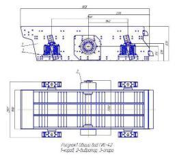 Грохот ГИС-33