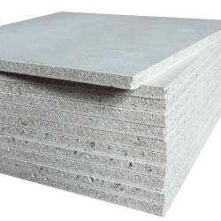 Гипсостружечная плита (ГСП) 2500х1250х10мм  Влагостойкая