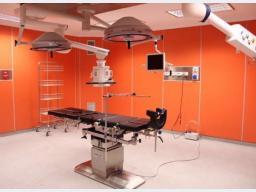 Стеновые панели для медицинских учреждений, больниц, поликлиник Practic (HP