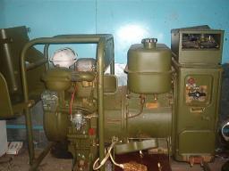 Бензогенератор (электростанция) АБ-4Т230 с хранения