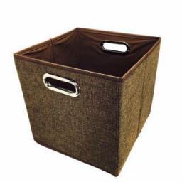 Открытый короб для хранения вещей, 25*25*25 см