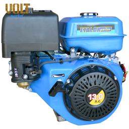 Бензиновый двигатель ETALON GE188F (13л.с.) с ручным запуском