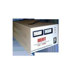 Однофазный стабилизатор напряжения СНВТ- 5000/1 ЩИТ