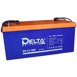 Аккумулятор DELTA GX 12-200
