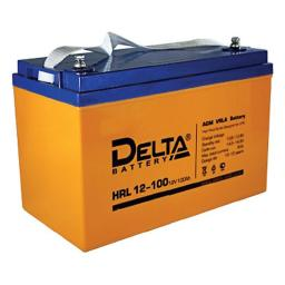 Аккумулятор DELTA HRL 12-100