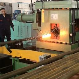 пресс-машина для горизонтальной штамповки для добычи нефти