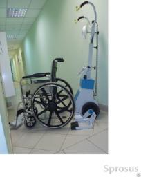 Подъемник лестничный для инвалидов, универсальный, мобильный