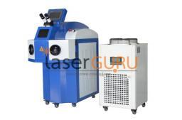 Оборудование лазерной сварки для ювелирных изделий 200Вт SEKIRUS P04