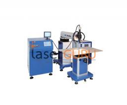 Сварочный лазерной станок для рекламной продукции adwords 450вт