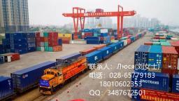Перевозка по железной дороге из Китая в Клещиху850204