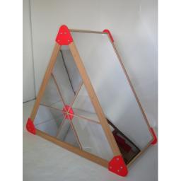 Зеркальная пирамида