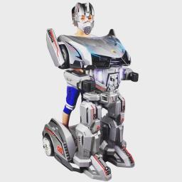 Детский Робот электромобиль MECHA (новинка)