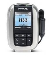 Динамический FM-передатчик Inspiro с микрофоном iLapel фирмы Phonak арт. 3211