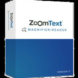 ПО экранный увеличитель ZoomText Magnifier/Reader 11.0 арт. ЭГ23027
