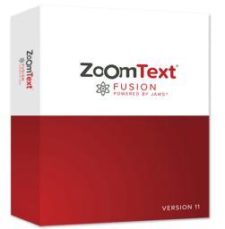ПО экранного доступа ZoomText Fusion 11.0 Pro арт. ЭГ23028