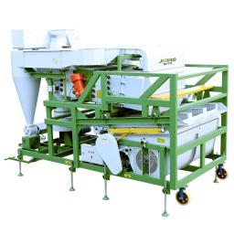 Комбинированный пневмо-гравитационный зерноочиститель для кукуруза / подсолнечник