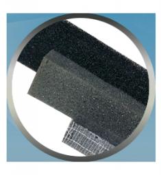Самоклеющаяся уплотнительная лента ППУ TapeFlex