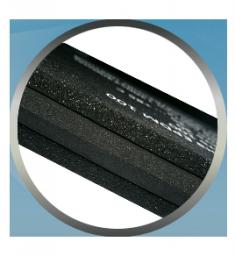 Самоклеющаяся уплотнительная лента из вспененного неопрена TapeFlex