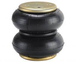 Пневмобаллон 2-х секционный в сборе КАВЗ 4238,4235 тип 215-216 10 тонн H min=80mm; H max=265mm