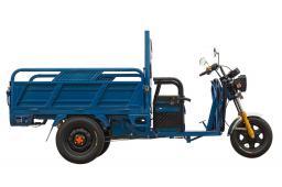 Электротрицикл GETWORKER-2 (Новая версия)