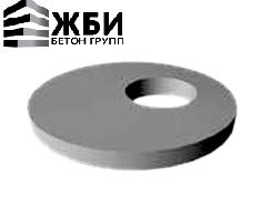 Крышка колодца ППГ 8 (без люка) с гидроизоляцией в Домодедово / Ступино